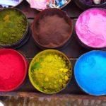 Fondant färben